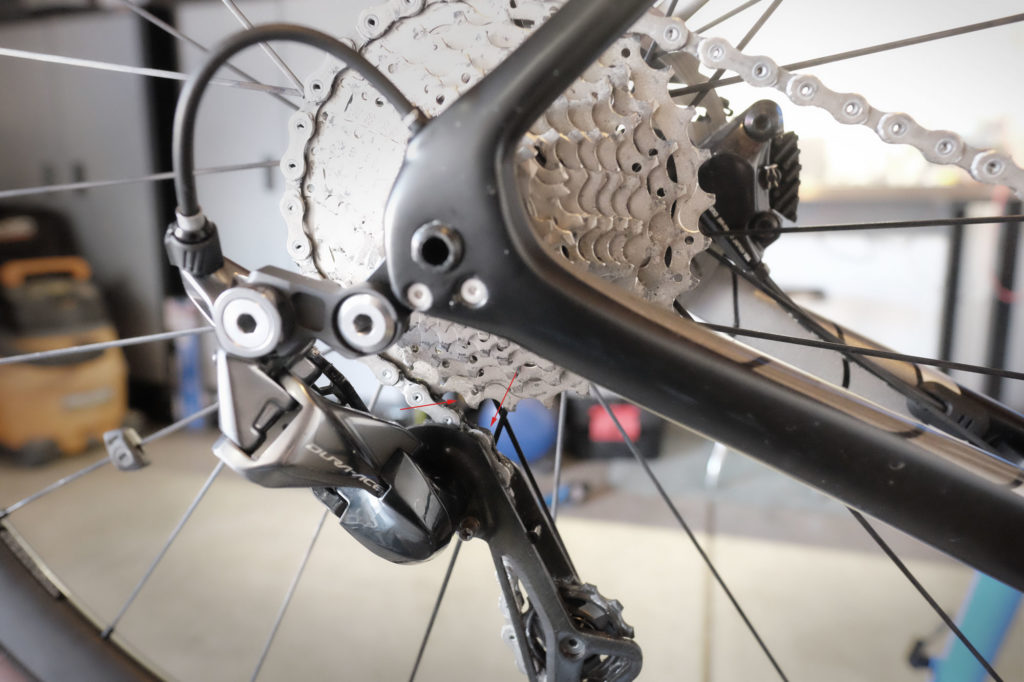 Put a 32-11T Cassette on your Shimano Dura-ace Drivetrain